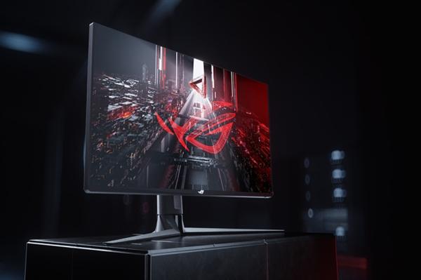 【速搜资讯】华硕发布全球首款32寸HDMI 2.1显示器:4K 144Hz、FreeSync+G-Sync