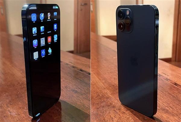【速搜资讯】苹果大意了:iPhone 12 Pro原型机曝光 并非运行iOS