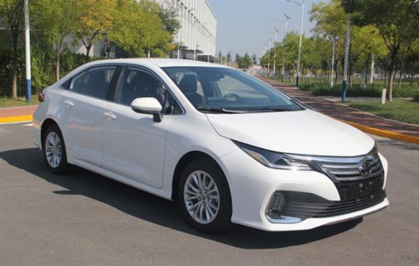 """【速搜资讯】小号""""亚洲龙""""!丰田A+级轿车ALLION申报:油耗仅5.7L"""