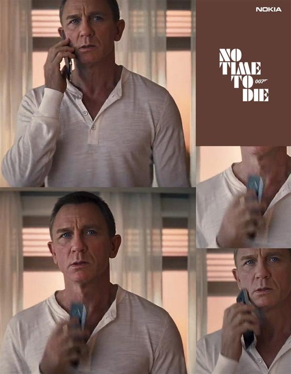【速搜资讯】《007:无暇赴死》延映原因曝光:植入的诺基亚手机型号过时、需补拍