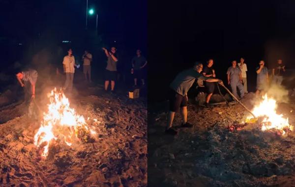 【速搜资讯】长征火箭总师揭秘中国航天神秘仪式:海边烧文件