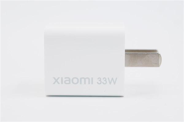 【速搜资讯】小身材 大功率:小米33W氮化镓快充深度评测