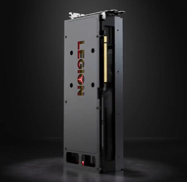 【速搜资讯】联想做显卡了!首发非公版RX 6800 XT/6900 XT、造型很眼熟