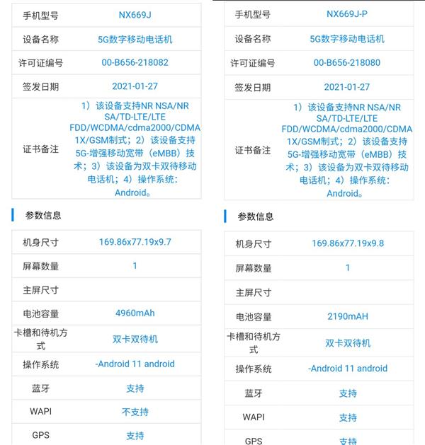 【速搜资讯】红魔6、6 Pro双旗舰即将登场:首发165Hz超高刷新率