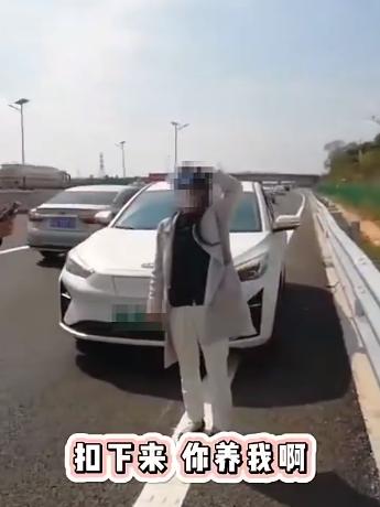 【速搜资讯】高速逆行被查!女司机:直行200公里 逆行90公里就到了