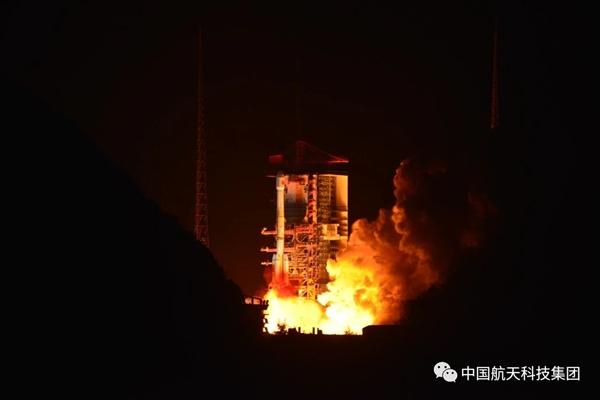 【速搜资讯】长三乙火箭小年夜起飞:发射通信技术试验卫星六号