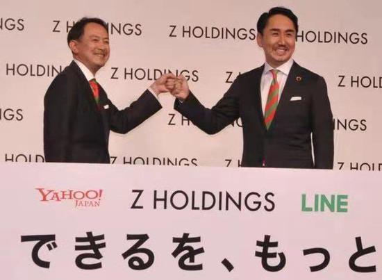 【速搜资讯】雅虎日本、Line合并完成:日本第一IT企业诞生!