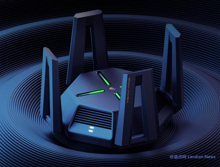 【速搜资讯】小米推出新款旗舰路由器AX9000 提供2.5G网口和游戏频段高速减低干扰