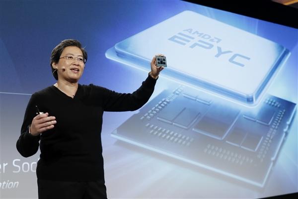 【速搜资讯】AMD官宣!3月16日0点 苏妈亲自发布三代霄龙