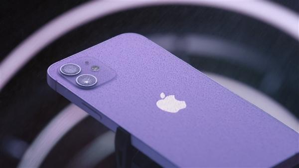 【速搜资讯】李楠评苹果发布紫色iPhone 12:有点想抽发明基佬紫那个词的人