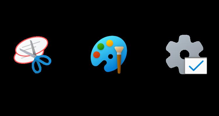 【速搜资讯】微软宣布将传统版画图和截图迁移到应用商店 后续将通过商店发布更新
