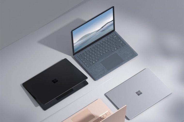 【速搜资讯】微软推出Surface Laptop 4,再加上一大堆远端工作专用配件