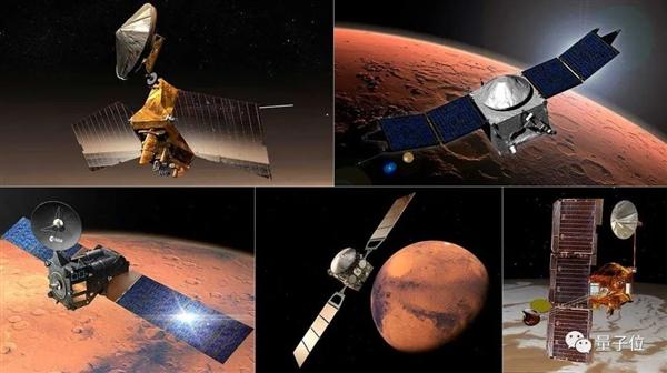 【速搜资讯】探测器扎堆火星 毅力号:谁挡我Wi-Fi了!