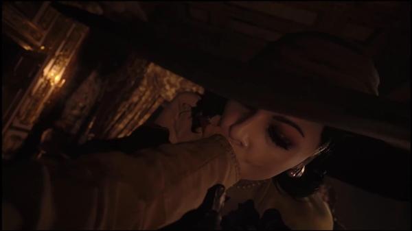 【速搜资讯】《生化危机8》新实机演示 被吸血鬼夫人追杀好刺激