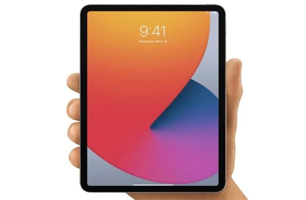 【速搜资讯】首次采用全面屏!iPad mini 6新渲染图曝光:HOME键没了