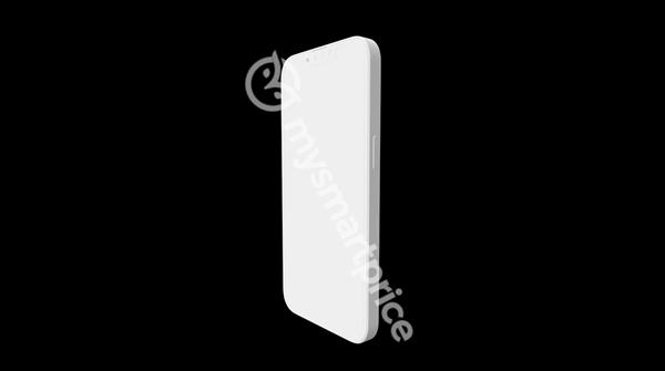 【速搜资讯】iPhone 13 3D模型曝光:刘海、背部镜头统统变了!