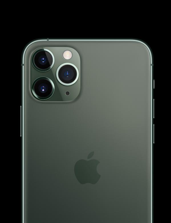 【速搜资讯】罕见错版iPhone 11 Pro曝光:苹果LOGO印歪 卖出1.77万元