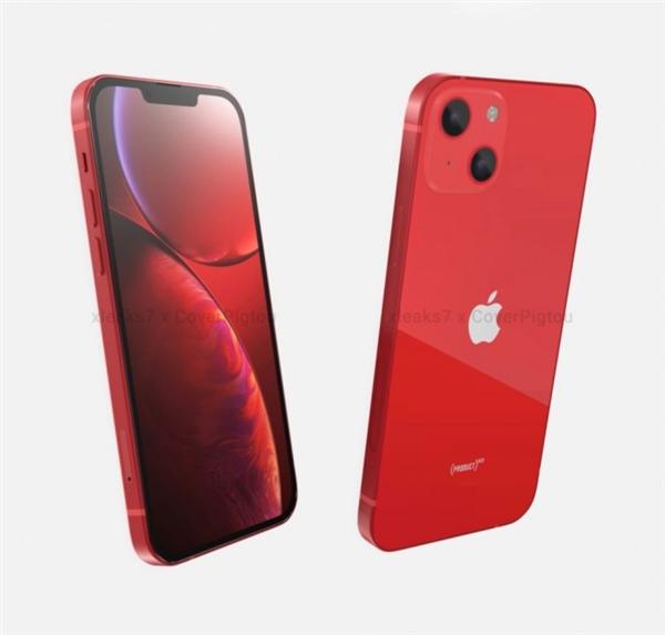 【速搜资讯】iPhone 13系列高清CAD设计图抢先看:尺寸不变 配件可通用