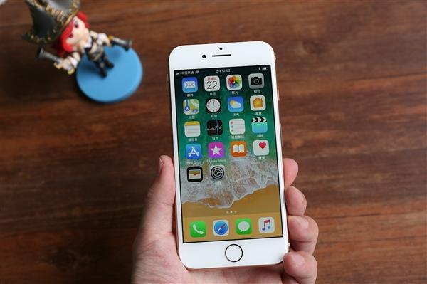 【速搜资讯】幸运儿:国外男子网购苹果吃 结果收到一部新iPhone手机