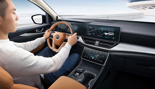 【速搜资讯】搭全球首款智能无人泊车系统!威马W6正式上市:16.98万起