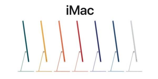 【速搜资讯】英特尔感受下!苹果全新M1版iMac单核性能超强