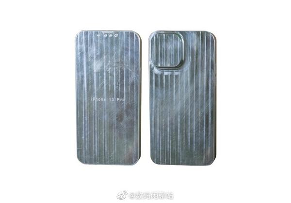 【速搜资讯】还是刘海屏!iPhone 13系列模型曝光:刘海变小、后摄变大