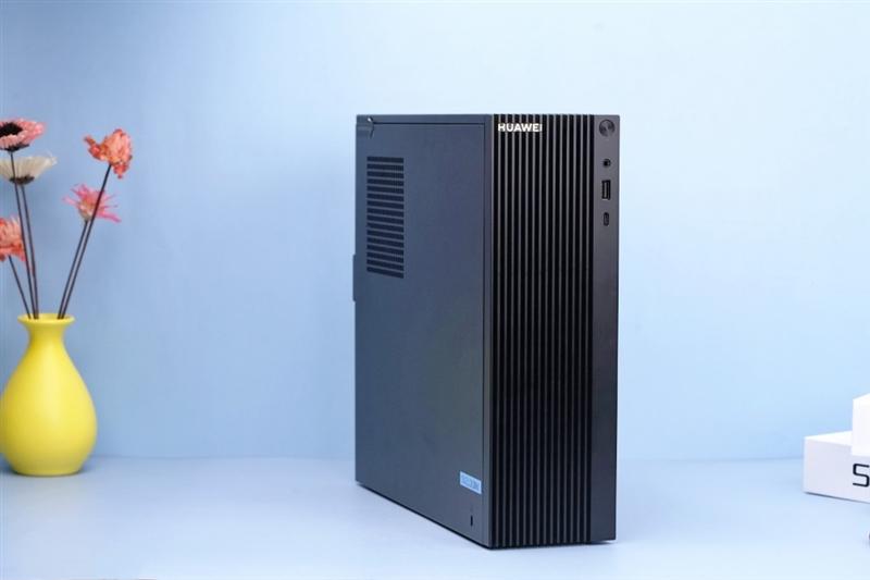 【速搜资讯】锐龙7 4700G加持!HUAWEI MateStation B515商用主机评测:迷你身材、顶级性能
