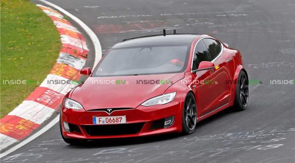 【速搜资讯】2.1s破百!特斯拉Model S终极版疯狂刷圈