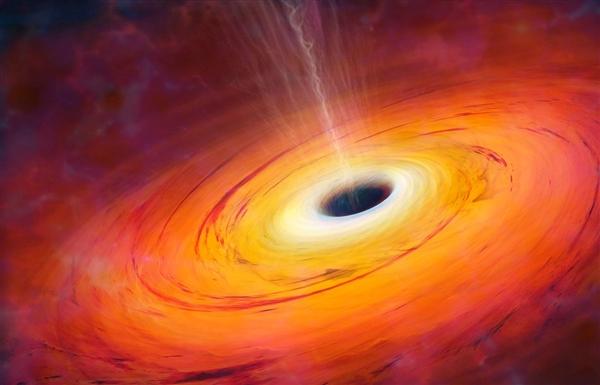 【速搜资讯】我用1台笔记本模拟黑洞引力波 和超算2个月得出的结果只差1%