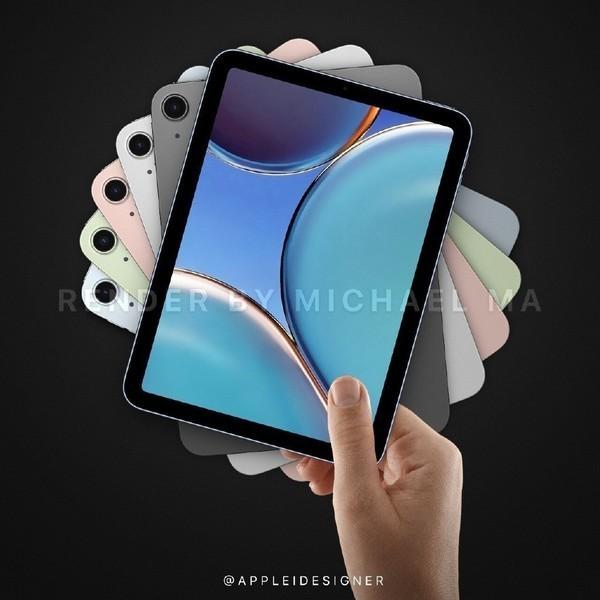 【速搜资讯】首搭全面屏!曝iPad mini 6开启试产:支持5G网络