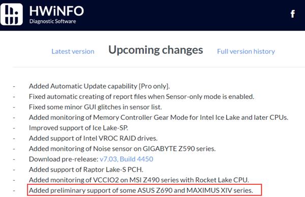 【速搜资讯】Intel 12代酷睿Z690主板首次现身:DDR4/DDR5都支持