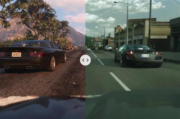 【速搜资讯】Intel出手暴改《GTA5》代码:照片级画质降临