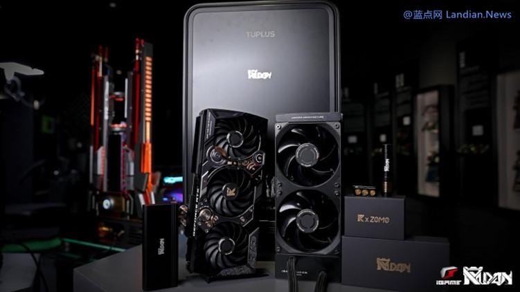【速搜资讯】七彩虹推出售价3.2万元的RTX 3090 KUDAN显卡 自带LCD显示屏和水冷装置