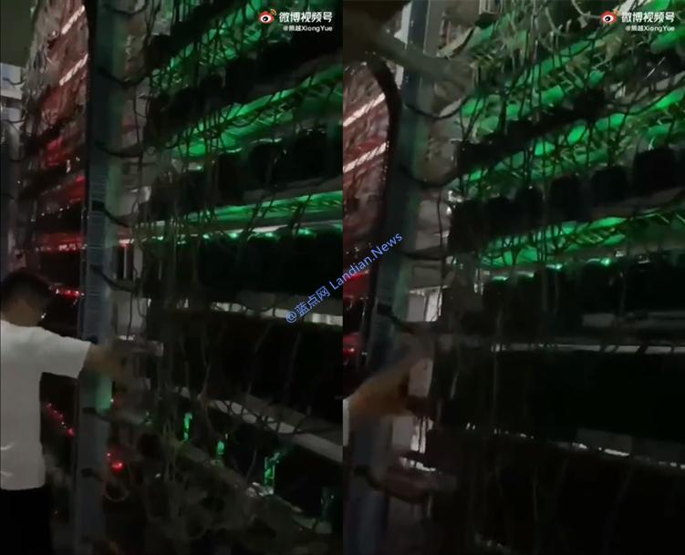 【速搜资讯】再见中国矿工!应监管要求四川比特币矿场全线断电关机全网算力暴跌