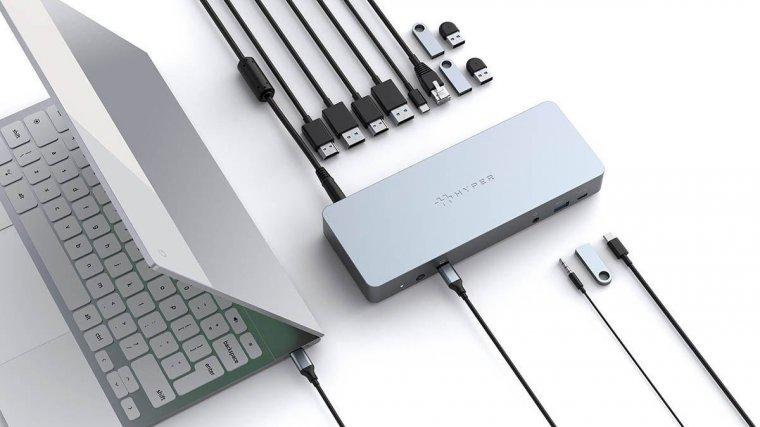 【速搜资讯】Google将为Chromebook笔记本电脑提供正式的扩展坞
