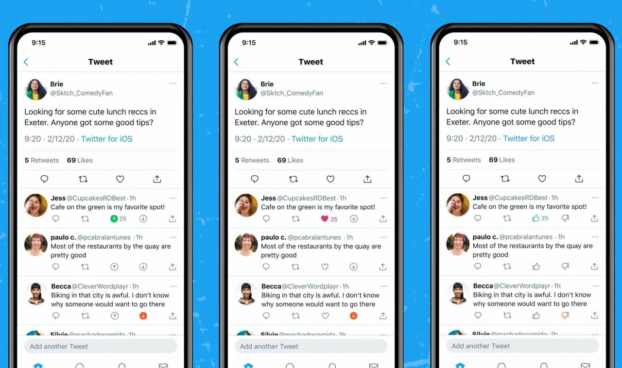 【速搜资讯】社交网站推特正在测试不喜欢按钮 既然能点喜欢那为什么不能点不喜欢呢?